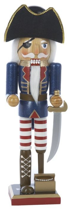 Pirate Nutcracker - Christmas - kerstmis - holidays