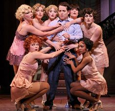 Nice Work if you Can Get It Musical, Imperial Theatre, Manhattan.