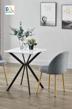 Táto stabilná stolička čalúnená textilným poťahom je nie len skvele navrhnutá, ale má aj moderný, čistý dizajn a vynikajúce úžitkové vlastnosti. Svoje miesto si zastane v jedálni, obývačke, kuchyni alebo pracovni.