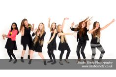 Party Photo Shoots, Hen & Birthday Portraits with Studio Shotz Photography #photography #party #groups #makeover #portraits #bournemouth #dorset