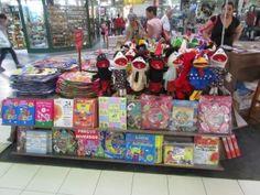 O Mundo Fantástico da Leitura e dos Fantoches: diversão e cultura para crianças e adultos. Até 15 de agosto