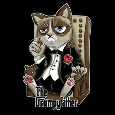 The Grumpyfather di Ellr - Maglietta Pampling.com