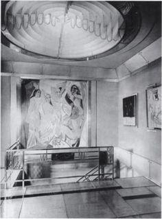 Hôtel particulier de Jacques Doucet, 33 rue Saint-James, Neuilly-sur-Seine, 1929
