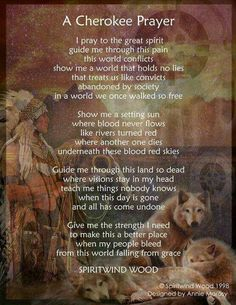 An American Indian Prayer Native American Poems, American Indian Names, Native American Spirituality, Native American Cherokee, American Indian Tattoos, Dream Catcher Native American, Native American History, American Indians, Cherokee Nation