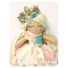 $150.00 Princess Juliette by ButterflybelleBoutique on Handmade Australia