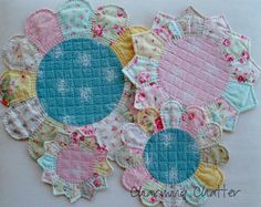 Dresden Hot Pads & Trivets Tutorial