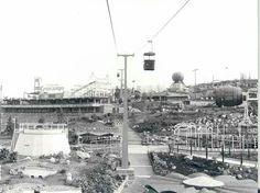 Parc atraccions Montjuic