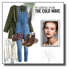 """""""The Cold is Here; Embrace It"""" by auvate ❤ liked on Polyvore featuring WALL, Doublju, Barbour, Morphe and NYX"""