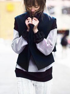 What you need in your closet to go from winter to spring and back again. via @WhoWhatWear