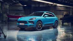 A new Porsche Macan is here, with the SUV making its world premiere Wednesday in Shanghai. Porsche had signaled that the model was due for an update earlier . Cheap Porsche, New Porsche, Porsche Cars, Porsche 2019, Jeep Wagoneer, Maserati, Ferrari, Volvo S60, Jeep Grand Cherokee