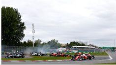 Großer Preis von Kanada: Hamilton siegt nach Mini-Crash mit Rosberg - Formel 1 - Bild.de