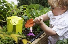 Toddler Gardening Activities: Tips For Toddler Garden Design Ideas