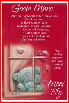 Evening Greetings, Goeie Nag, Quotes For Whatsapp, Goeie More, Afrikaans Quotes, Christian Messages, Day Wishes, Pretty Wallpapers, Good Morning Quotes