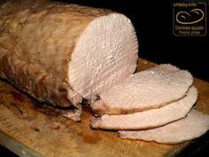 Pieczenie chleba i inne przepisy: Domowa wędlina