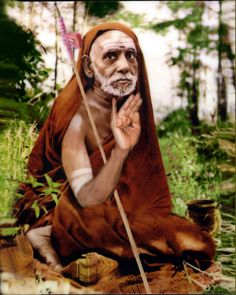 "Jagadguru Sri Chandrasekharendra Saraswati Swamigal was born on May 20, 1894 and he got Maha Siddhi on January 3, 1994. He was the Sage of Kanchi and people called him as the reincarnation of ""Adi Sankaracharya"". He was the 68th Jagadguru in the Kanchi Kamakoti Peetham. He is usually referred to as Paramacharya, Mahaswami or Maha Periyavaal."