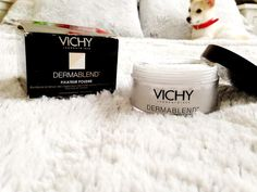 Beauty Division: Vichy Dermablend Setting Powder | Review