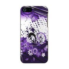 Swish purple incipio feather® shine iPhone 5 case