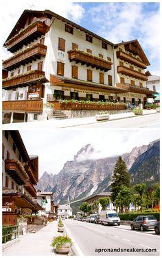 San Vito di Cadore, Dolomites | Apron and Sneakers