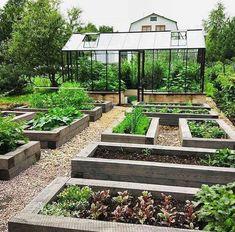 40 Inspiring Vegetable Garden Design for Your Backyard – Raised Garden Beds