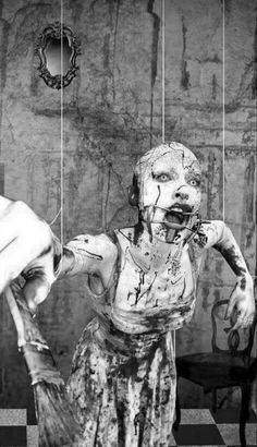 I love Art ,Horror and other nice things. Creepy Horror, Creepy Art, Creepy Dolls, Creepy Stuff, Arte Horror, Horror Art, Horror Movies, Horror Photography, Dark Photography