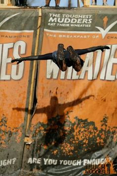 Tough Mudder RIVER RANCH - SEE YOU IN 3 WEEKS MUD!!!