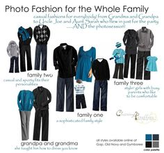 Winter Colors for Family | the firefly blog: Fashion Fridays - Raton/Trinidad Family Photographer