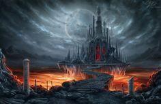 City of Dreams by Helga-Hertz on deviantART: Chief City, Satan's palace or The Southern Kingdom