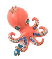 Cuuuuute -Betsey Johnson ring