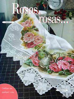 Rosas, rosas... ( trabalho 02 e 03)