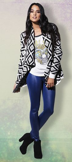 Element Sweater, Billabong Tee, & Kirra Pants #HolidayLooks #PacSun