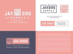 Brand elements by Alex Spenser