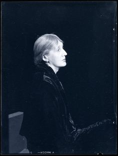 """To upset everything every 3 or 4 years is my notion of a happy life."" ~ Virginia Woolf, The Diary, Vol. {photo: Virginia Woolf, 1935 by Man Ray} Virginia Woolf, Night Pictures, Old Pictures, Man Ray Photographie, Anita Berber, Man Ray Photos, Duncan Grant, Vanessa Bell, Bloomsbury Group"