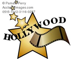 23 best famous images on pinterest hollywood party hollywood rh pinterest com hollywood clip art free hollywood clip art images