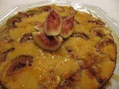 Torta de figos - Diabete