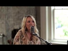 "Callie Twisselman ""Party Lights"" Live Acoustic - YouTube"