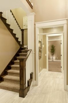 House Dreams On Pinterest Banisters Stains And Wood Railing