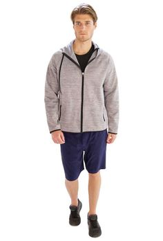 #Look #Effortlessly #Stylish in this #Comfy, #Plain #Hoodie from @alanic.com