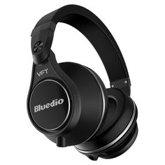 Bluedio UFO Plus High-End bluetooth headphones wireless headohones PPS12 drivers Headband with microphone headset (Black). Comfortable and stable:The sealed in-ear-canal design combining the ergonomic theory ,ensures KS Sprot can stay comfortably in your ears no matter how tough your workout is. Carefully designed in-ear wearing:The carefully built in-ear design can effectively stop outside noise to bring you clear and pure sound. Front and back independent cavities:KS Sprot adopts the…