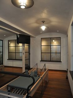 Basement Gym Design, Pictures, Remodel, Decor and Ideas - page 8