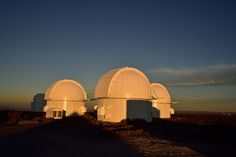 Sutherland observatory, Northern Cape, South Africa | by South African Tourism