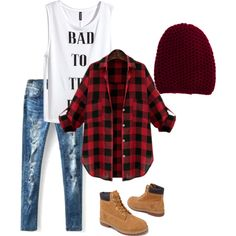 In Liam Payne's style by anna250290 on Polyvore featuring polyvore fashion style H&M Timberland Inverni