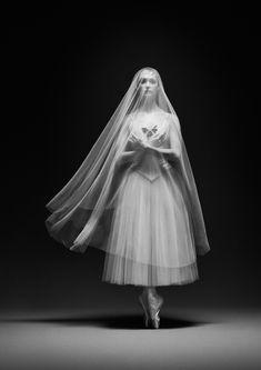 Prima+Ballerina+On+Pointe | ... ' door Het Nationale Ballet geweest in het Muziektheater Amsterdam