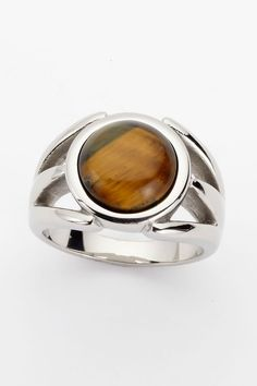 Eye Of Pheonix Mens Ring | UnderGear