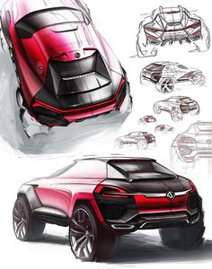 VW T-ACTIVE concept (2016) on Behance