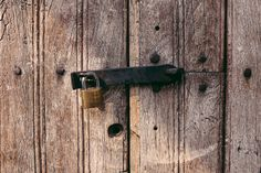 Locked by Mark Shannon on 500px