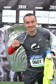 Asics Stockholm Marathon 2015, 30.05.2015, PIOTR GOLOS 3:55:02