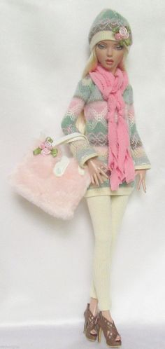 """Penelope's Living The Luxe Life for 16""""Tonner Deja Vu Made by Ssdesigns 