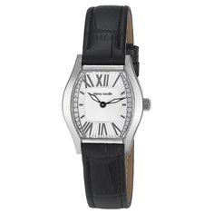 Pierre Cardin Women's PC104712F06 Classic Analog Watch Black Leather Band http://lyumax.com/category/pierre-cardin/catId=4166522  #pierrecardin #pierre #cardin #watches #wristwatches #steelbracelet #watchesforsale #quartz #diamondswatch #watchesforher #womenswatches #watchesforwomen