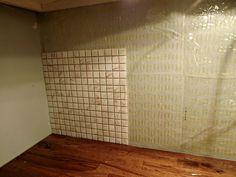 Quick and Easy Tile Backsplash