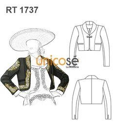 New Disfraz De Lapiz - Through the thousand pictures on-line about disfraz de lapiz, we selects the very best libraries usin Charro Outfit, Suit Pattern, Free Hd Wallpapers, Gaucho, Pattern Drafting, Pattern Making, Costumes, Portrait, Sewing